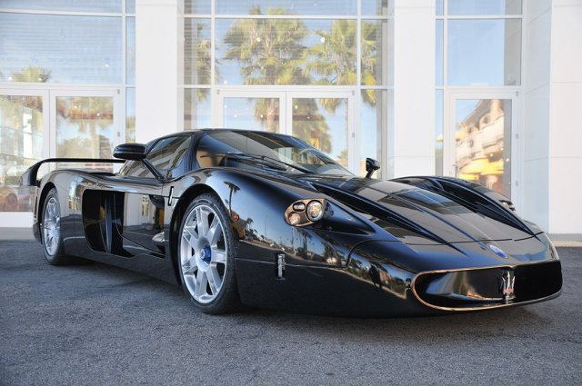One of a Kind Maserati MC12 on Sale in CA | Maserati Raleigh Blog
