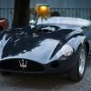 Photo: Yahoo! Autos  1956 Maserati 450S
