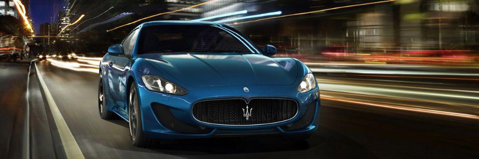 Maserati GranTurismo Sport Raleigh